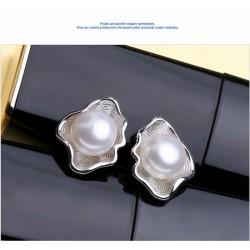 Joyas perlas blancas