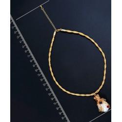 Gargantilla de plata 925 con perlas cultivadas