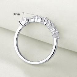 anillos boda con diamantes