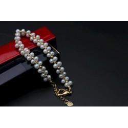 Brazalete perlas cultivadas