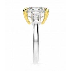 Precio alianza de boda con diamante