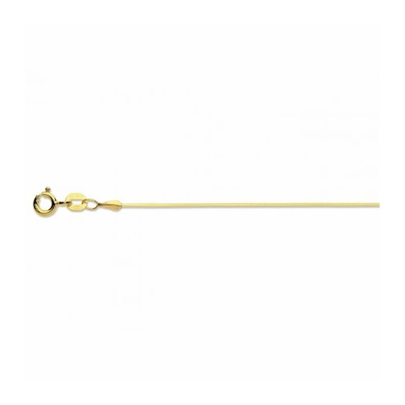 Collar de oro diseño serpiente de Joyería Europea