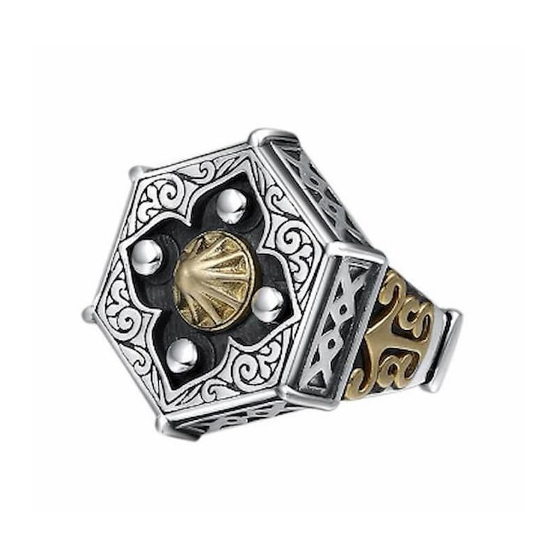 anillo de la suerte