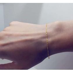 Pulsera de mujer oro 18 k