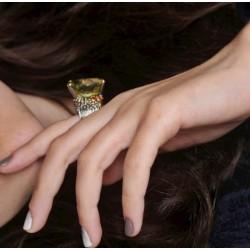 anillos de fiestas con piedras