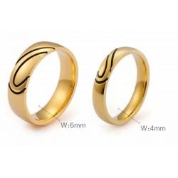 para de anillos de promesa