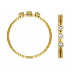 catálogo de anillos de oro para mujer