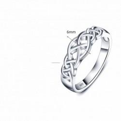 diseños de anillos celticos