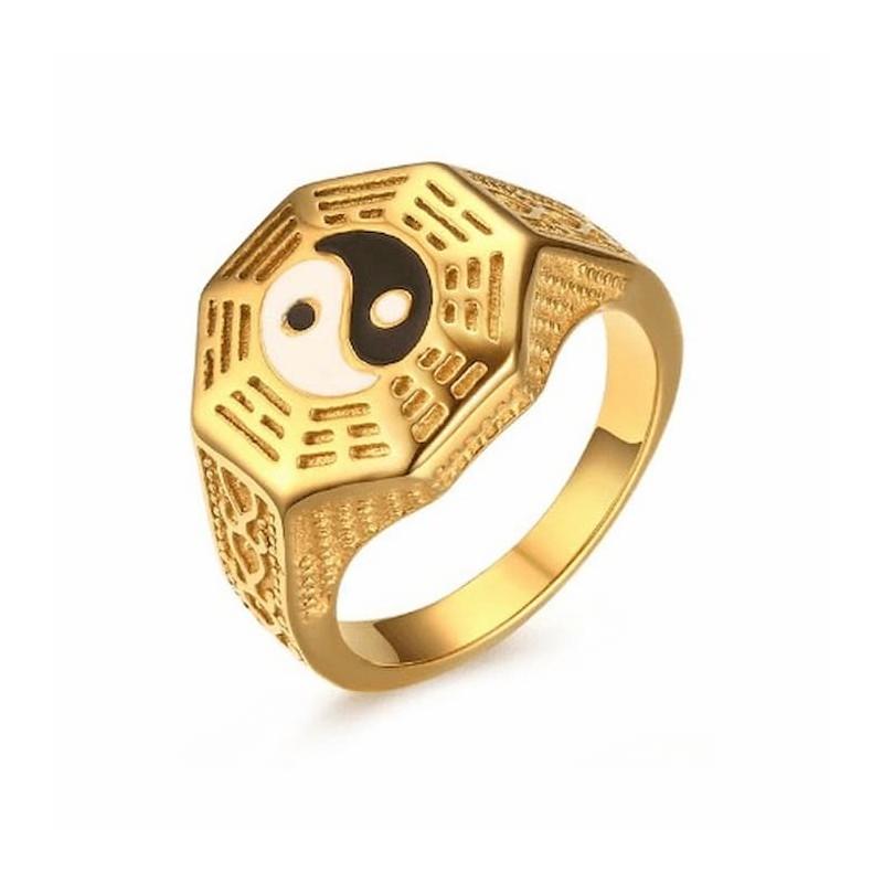 Joyería taoista ying yang