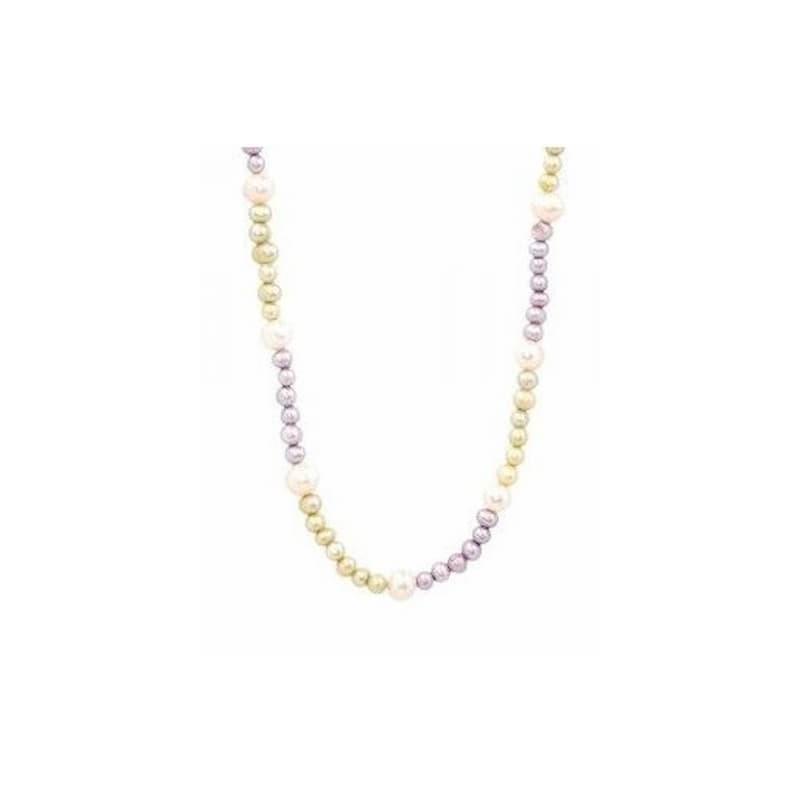 Collar de perlas de 10 mm