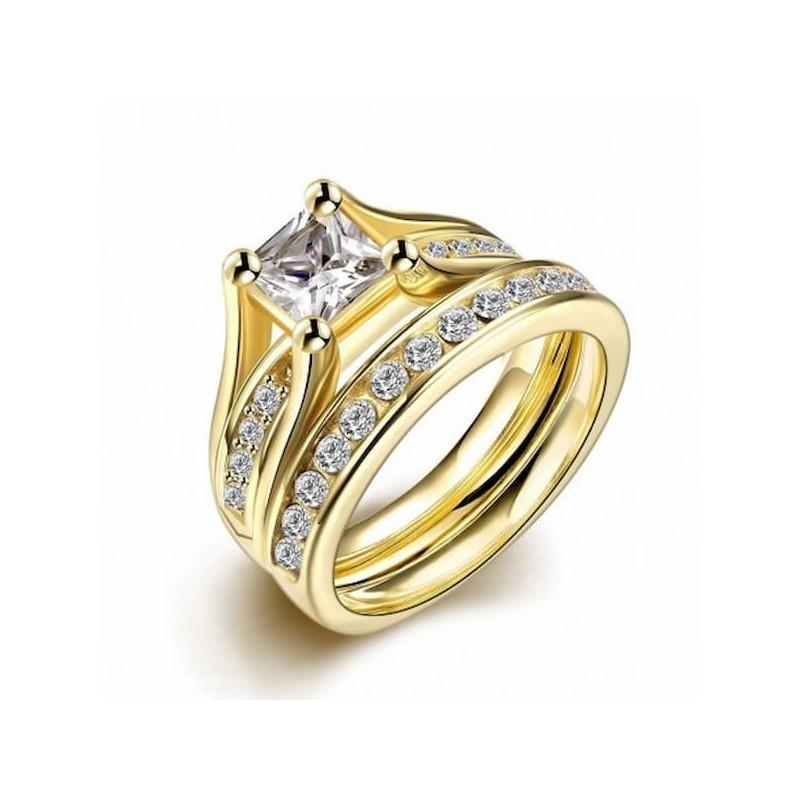 dos anillos en uno