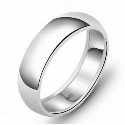 Alianza clásica de boda,...