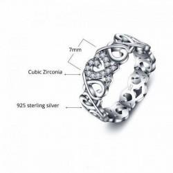 anillos de plata baratos